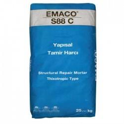 BASF - BASF MASTER EMACO S 488 (EMACO S88) C 25 KG.