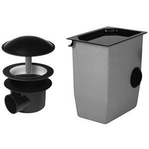 HEISSNER - Süs Havuzu Gölet Pompa ve Filtresi Aqua Drain Set 40X60X67
