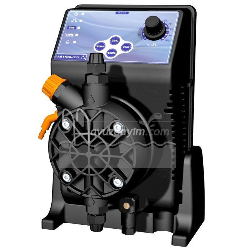 ASTRAL - Havuz Dozaj Pompası, Klor Dozaj Pompası Exactus 10L/H-5 Bar Astral