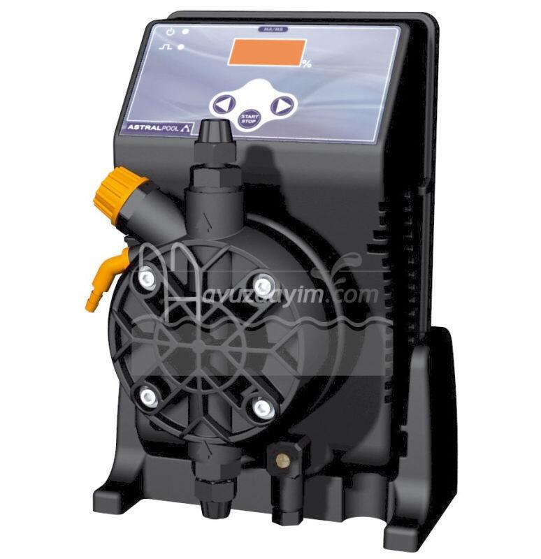 ASTRAL - Havuz Dozaj Pompası, Klor Dozaj Pompası Exactus, 10L/H-5 Bar Astral, Seviye Sensörlü