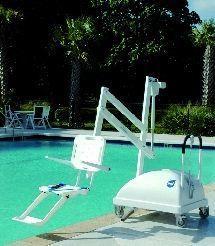 ASTRAL - Astral Hidroterapi Havuzlar İçin Mobil Hidrolik Asansör