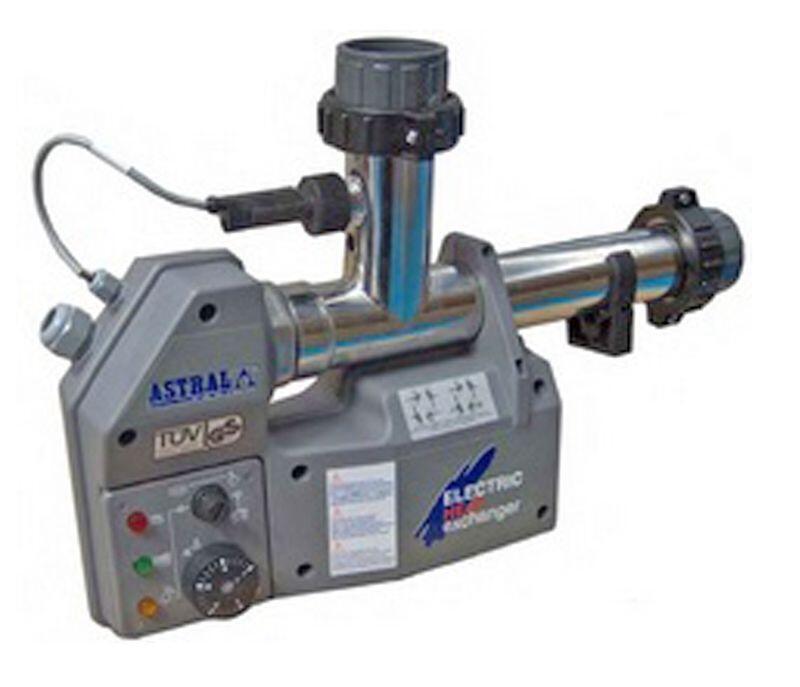ASTRAL - Havuz Suyu Isıtıcısı Elektrikli 9 Kw, Astral