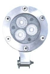 POOLLINE - Ayaklı Tip 12V Power Led Mavi Havuz Lambası