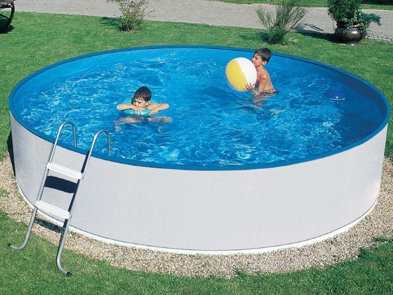 WATERFUN - Azuro 360 Basıc Seri Hazır Havuz