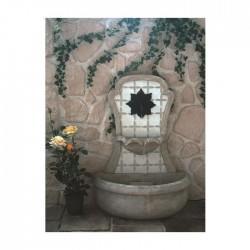 POOLLINE - Bahçe Çeşmesi Milano 41X70X93 Cm