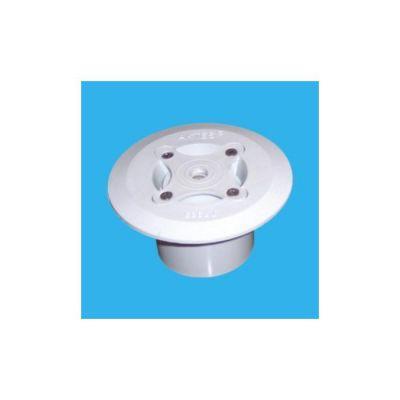 POOLLINE - Havuz Besi Ağzı Debi Ayarlı Plastik Beyaz D.63