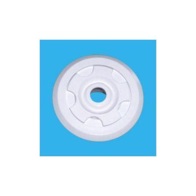 POOLLINE - Havuz Besi Ağzı Yandan Yapıştırma Plastik Beyaz D.63