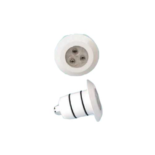 POOLLINE - Havuz Aydınlatma,Havuz Lambası, Boru Tip 12V 3,5W Plastik Power Led Beyaz