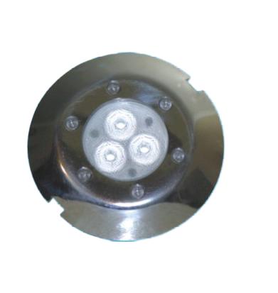 POOLLINE - Havuz Aydınlatma, Havuz Lambası, Boru Tip 12V Power Led Mavi