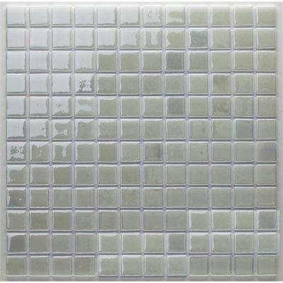 MOZAİX - Cam Mozaik A-151 Artistic Seri 25X25 Mm, Havuz Cam Mozaik Kaplama Kağıt Montaj, Havuz Cam Mozaik Kaplama