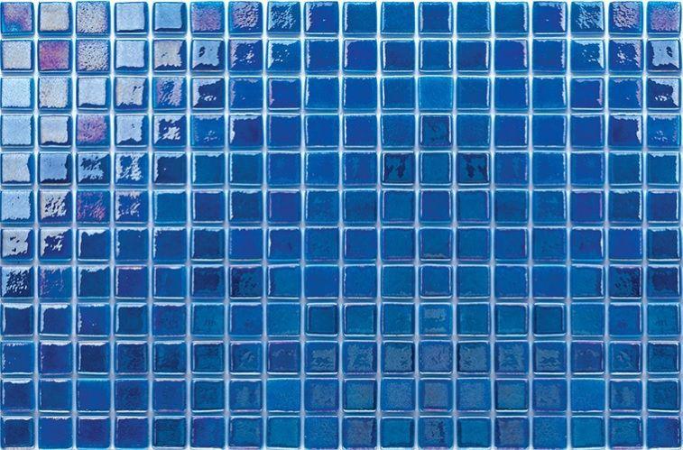 MOZAİX - Cam Mozaik A-155 Artistic Seri 25X25 Mm Kağıt Montaj, Havuz Cam Mozaik Kaplama