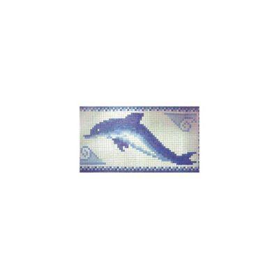 WATERFUN - Cam Mozaik B Model Desen 1X2 M, Havuz Cam Mozaik Kaplama