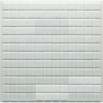 MOZAİX - Havuz Cam Mozaik Kaplama, Cam Mozaik G-3250 Granada Seri 25X25 Mm Kağıt Montaj