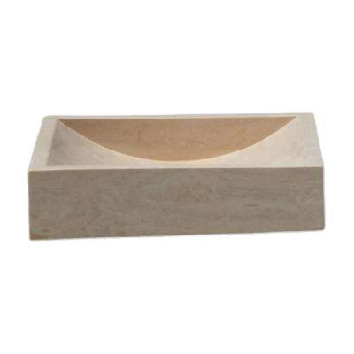 POOLLINE - Mermer Lavabo 70*46*18 cm Poolline CDM-40