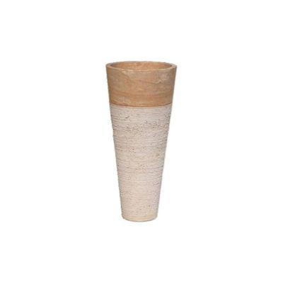 POOLLINE - Mermer Lavabo D.42-25*90 cm Poolline CDM-49
