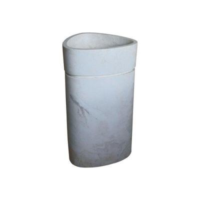 POOLLINE - Mermer Lavabo 50*50*90 cm Poolline CDM-69