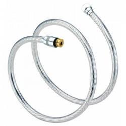 POOLLINE - CH757 PVC DUŞ HORTUMU 180CM (KROM SIRMA)