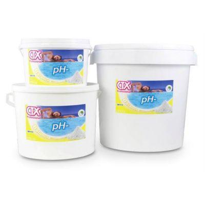 CTX - Ctx 10 Ph Düşürücü 40 Kg., Havuz Kimyasalı, Sülfürik Asit