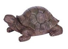 POOLLINE - Dekor Fıskiye Kaplumbağa Büyük