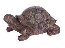 POOLLINE - Süs Havuzu Fıskiyesi Dekor Fıskiye Kaplumbağa Büyük