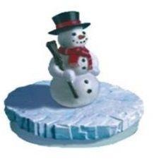 HEISSNER - Süs Havuzu ve Göletler İçin Buz Önleyici Işıklı Kardan Adam