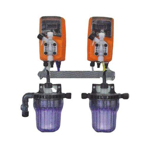 EMEC - Havuz Kimyasal Dozaj Sistemi Emec Vpo 02 17 Otomatik Ph Orp Kontrol Paneli