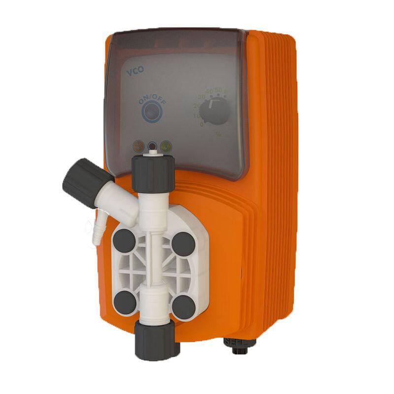 EMEC - Havuz Kimyasal Dozaj Sistemi Emec VPO Dahili Redoks Metreli Dozaj Pompası