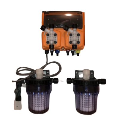 EMEC - Havuz Kimyasal Dozaj Sistemi Emec WPHRHD 03 10 Otomatik Ph Orp Kontrol Paneli
