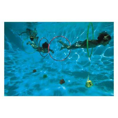 POOLLINE - Flipper Yunus Oyunu 4'Lü Set, Havuz Oyuncağı