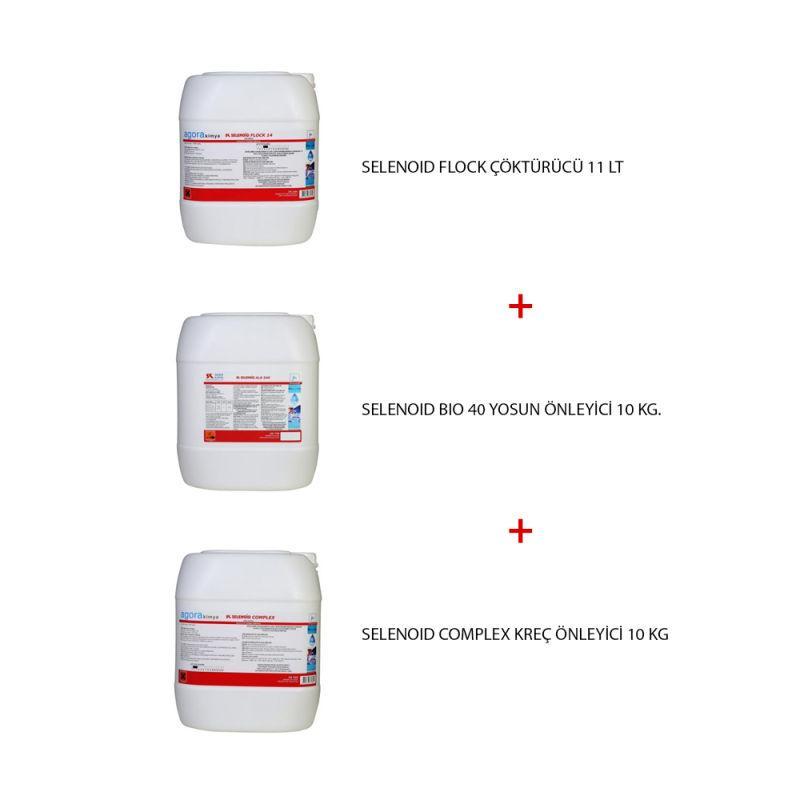 - Havuz Kimyasal Paketi 2, Havuz Bakım Paketi