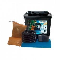 HEISSNER - Heissner Süs Ve Gölet Havuzları İçin Smartline Basınçsız Filtre Seti 1600L/L