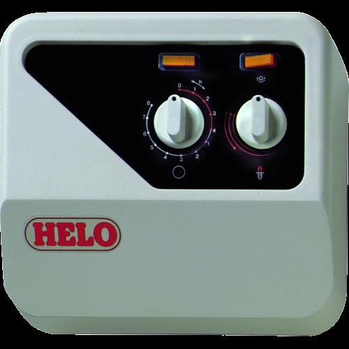 HELO - Sauna Sobası Mekanik Kontrol Paneli Ot2 Ps3 3-9 Kw Helo