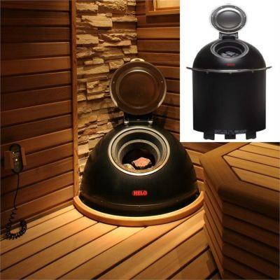 HELO - Sauna Sobası Helo Sauna Tonttu Seri 3,4 Kw 3-8 M³