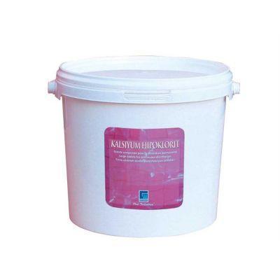 GEMAŞ - Havuz Kimyasalı Ve İçme Suyu Kloru Kalsiyum Hipoklorit %65 Lik Tablet 5 Kg, Havuz Kloru