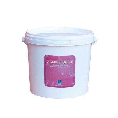 GEMAŞ - Havuz Kimyasalı Ve İçme Suyu Kloru Kalsiyum Hipoklorit %65 Lik Granül 10 Kg, Havuz Kloru
