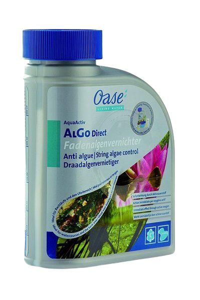 OASE - Süs Havuzu ve Gölet Kimyasalı, Yosun Önleyici, Oase Aquaactiv Algo Direct 500mlCT 500 ml