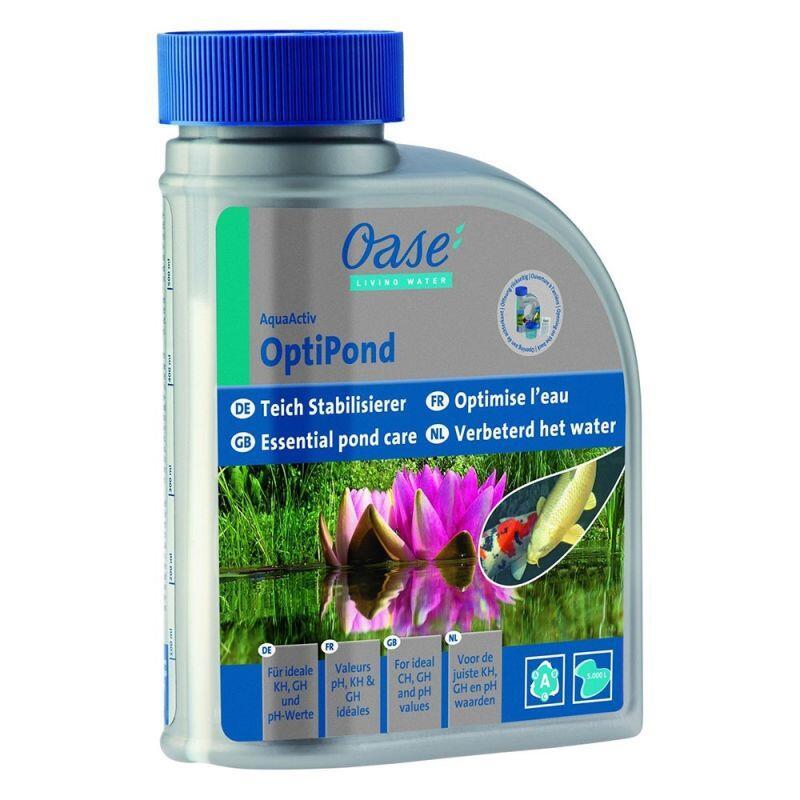 OASE - Süs Havuzu ve Gölet Kimyasalı, Ph Düzenleyici Oase Optipond 500ml