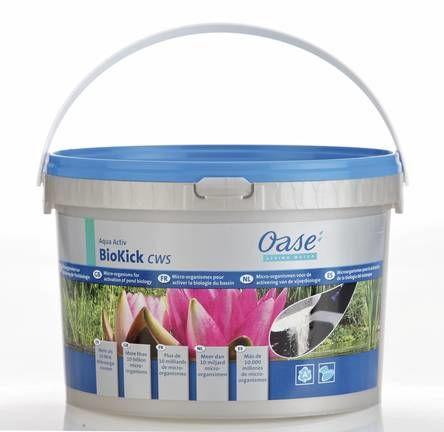 OASE - Süs Havuzu ve Gölet Kimyasalı, Oase Biokick Cws 2 lt