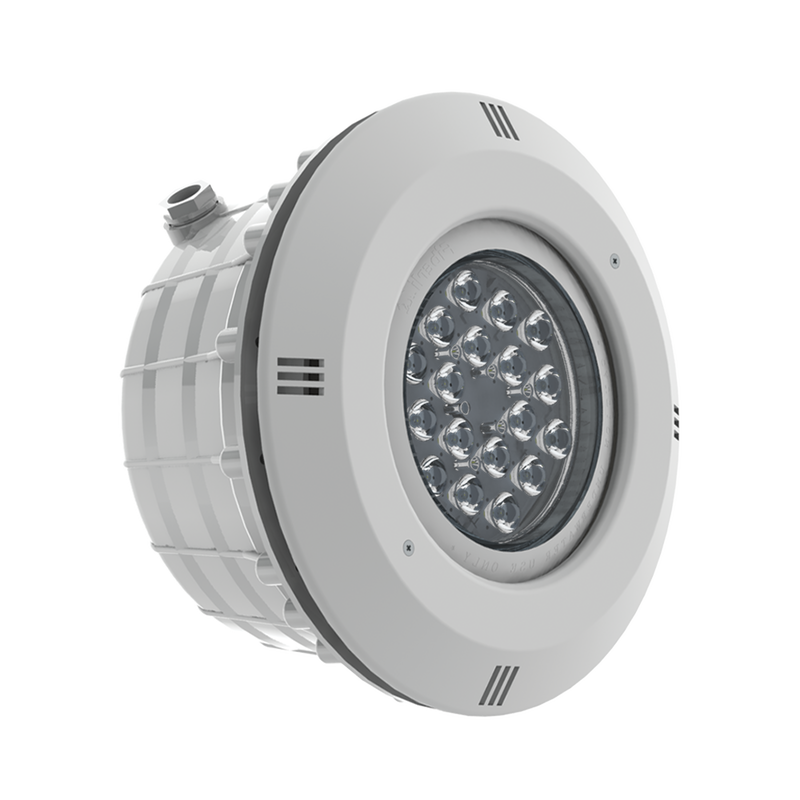 POOLLINE - Par 56 Tip Aqua Croma 5G 18 Powerled Soğuk Beyaz Ampul