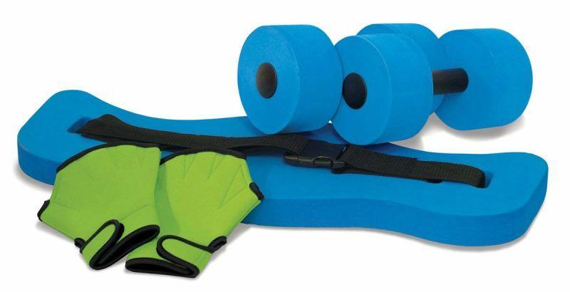 POOLLINE - Poolline Aqua-Fitness Set - Su Sporları Serisi