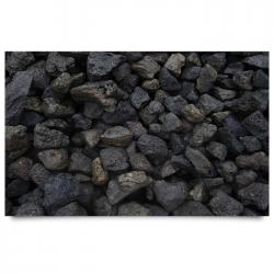 POOLLINE - POOLLINE BLACK LAVA CHIPPING DEKORATİF TAŞ 10-13 MM