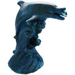 POOLLINE - Poolline Dolphin Dekoratif Figürlü Süs Havuzu Fıskiyesi