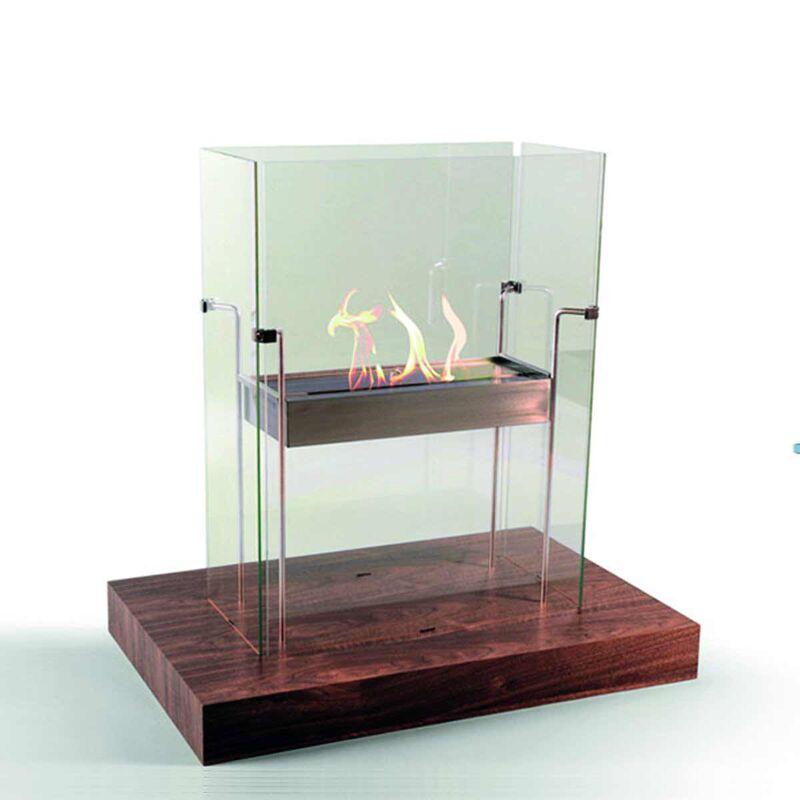 POOLLINE - Poolline Dream Art Bio Ethanol Spa Şöminesi