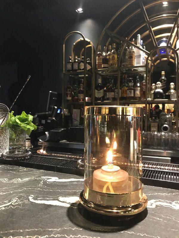 POOLLINE - Poolline Elegance Candle Holder Mumluk