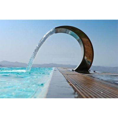 Poolline Krom Şelale 316K, Havuz Su Perdesi