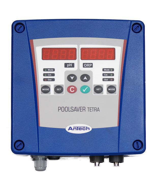 POOLLINE - Poolline Poolsaver Tetra Ph-Orp Ölçüm Ve Kontrol Cihazı, Havuz Kimyasal Dozajlama Paneli
