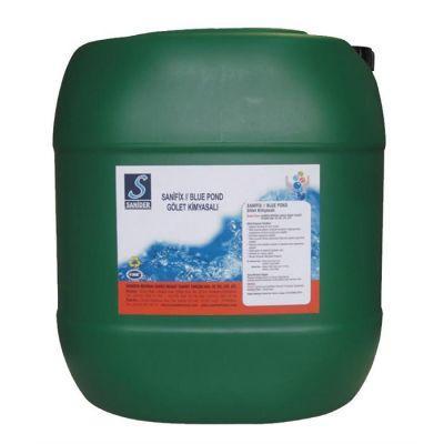 - Sanifix-Blue Pond-10 Gölet ve Süs Havuzu Kimyasalı 30 Kg