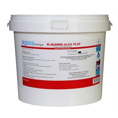 SELENOID - Havuz Kimyasalı Selenoid Alka Plus Ph + Alkalite Yükseltici 10 Kg, Havuz Ph Yükseltici