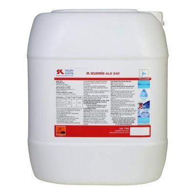 SELENOID - Havuz Kimyasalı Selenoid Bio 40 Yosun Önleyici 20 Kg., Havuz Yosun Önleyici
