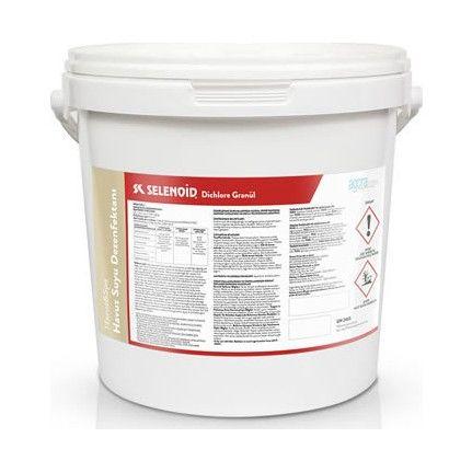 SELENOID - Havuz Kimyasalı Selenoid Dichlore Toz Klor 10 Kg., Havuz Kloru